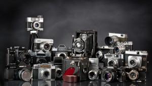 Sammlung-alter-Fotoapparate