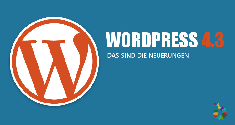 Wordpress Update 4.3