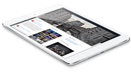 Webdesigner Berlin, responsive Webdesign
