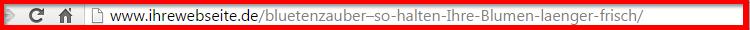 Seitentitel wird als Linktext verwendet