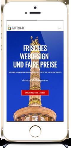 Webdesigner aus München - Ihr Partner für professionelle Homepage Erstellung
